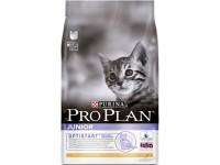 Pro Plan Junior Сухой корм для котят с курицей и рисом, 400 г