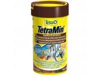 Корм для всех видов рыб Tetra Min, 100 мл (хлопья)
