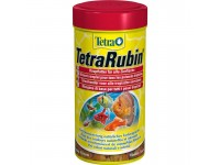 Корм для усиления естественной окраски рыб Tetra Rubin, 100мл (хлопья)