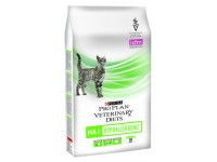 Pro Plan Veterinary diets HA Hypoallergenic Диета для взрослых кошек, страдающих аллергией, 1,3 кг