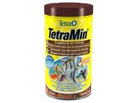 Корм для всех видов рыб Tetra Min, 1 л (хлопья)