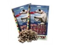 Грин Кьюзин (Green Qzin) лакомство для собак ДРЕССУРА №2 TRAIN TREAT (индейка+треска), 50 г