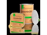 Грандорф консервы для собак ягненок  400гр