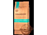Грандорф для собак всех пород 4 мяса с рисом и пробиотиками  3кг