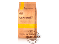 Грандорф для собак мини 4 мяса с рисом и пробиотиками 3кг