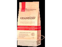 Грандорф для кошек индор ягненок с рисом 400г